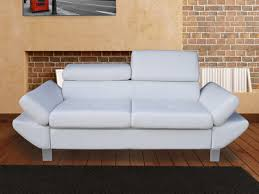 canapé simili blanc canape simili cuir blanc