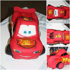 cartoon sports car side view howtocookthat cakes dessert u0026 chocolate 3d lightning mcqueen