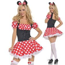 Minnie Mouse Womens Halloween Costume Compare Prices Minnie Mouse Halloween Costume Women