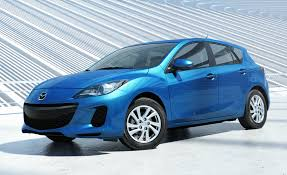 mazda car and driver 2012 mazda 3 priced 40 mpg skyactiv four available at 19 245