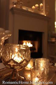 my romantic home january mantel show and tell friday