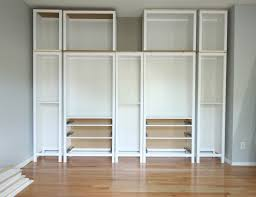 Two Shelf Bookcase White by Diy Built In Bookcase Reveal An Ikea Hack U2013 Studio 36 Interiors