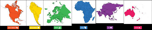 Southern Africa Map Quiz by South America Interactive Map Quiz Software 7 0 Free Latin America