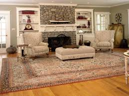 Rug On Laminate Floor Living Room Laminate Floor Mixed With White Cabinet And Yellow