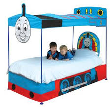 thomas the train bed frame and bedding eli would go nuts for