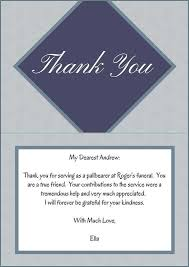 funeral thank you notes 33 best funeral thank you cards lives on