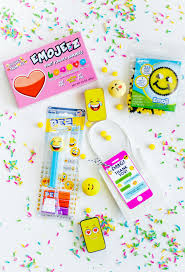 clean emoji emoji birthday party make do studio