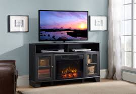 fireplace tv stands electric louis up to industrial furniture row