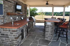 outside kitchen ideas 22 outdoor kitchen bar designs decorating ideas design trends
