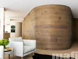 curved wood wall timber floors mafi curved floor and wall paneling curved wall