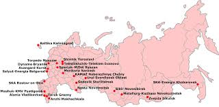 russia football map file russian division map png wikimedia commons
