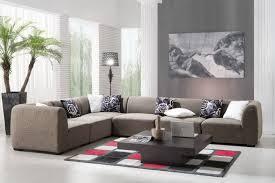 sofa design ideas living room nice living room design with l shape leather sofa