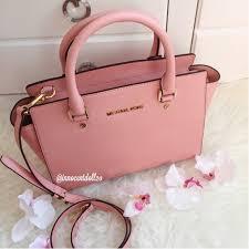 light pink michael kors handbag buy michael kors pale pink handbag off33 discounted