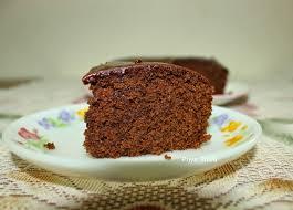 eggless chocolate coffee cake recipe