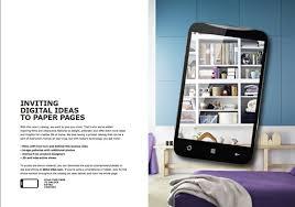 ikea mailbox brandchannel ikea s 2013 catalog adds interactivity tears down walls