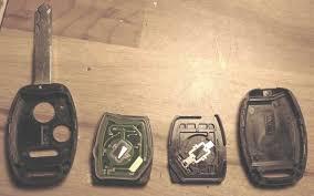 2008 honda accord key key fob battery replacement