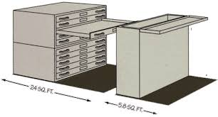 11x17 File Cabinet Flat File Cabinets Are No Match For The Ulrich Cadfile Ulrich