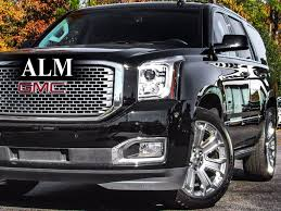 gmc yukon 2016 used gmc yukon 4wd 4dr denali at atlanta luxury motors