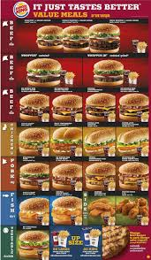 burger king halloween horror nights 63 best now serving u s food chains globally giving local