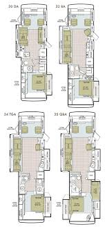 class a rv floor plans tiffin allegro class a motorhome floorplans large picture