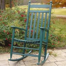Wood Rocking Chair Outdoor Rocking Chairs Large Wooden Rocking Chair Made In The