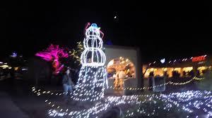 Zoo Lights Coupons by Phoenix Zoo Lights 2014 Youtube