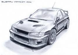 subaru 22b wallpaper subaru impreza 22b by krzysiek jac on deviantart