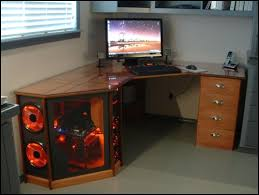 Diy Pc Desk 20 Top Diy Computer Desk Plans That Really Work For Your Home