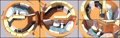 Dome Homes Floor Plans by Earthbag And Aircrete Dome Home Crowdfunding
