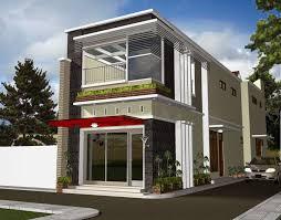 modern house design philippines interior minimalist storey the
