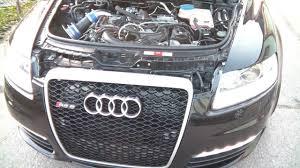 audi a6 3 0 tdi engine a6 3 0 v6 tdi tuning sound exhaust kls sport