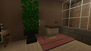 minecraft bathroom ideas minecraft bathroom pink wallpaper wall design shower sink