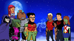 ready teen titans young justice crossover ign