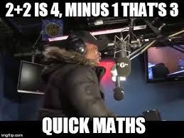 Quick Meme Maker - quick maths imgflip
