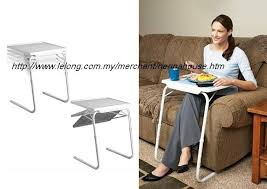 table mate tv tray folding tv dinner tables table mate ii portable adjustable f end