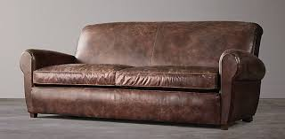 Brown Leather Sofa And Loveseat Seating Collections Rh