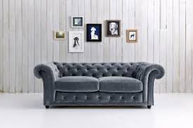 grey chesterfield sofa chesterfield sofas fabric and leather chesterfield sofas