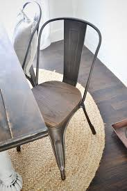 Metal And Leather Dining Chairs Best 25 Rustic Chair Ideas On Pinterest Rustic Furniture