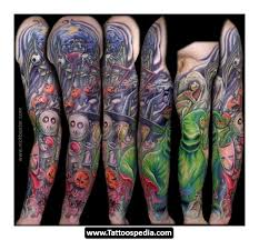 tattoo nightmares candy tattoo sleeve pictures to pin on pinterest