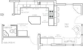 kitchen floorplans small kitchen floor plans small open plan kitchen view larger open