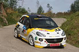 opel rally car new opel adam r2 sets impressive pace u2013 rallystar