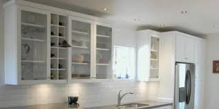 cheap glass kitchen cabinet doors how to add glass to kitchen cabinet doors glass doctor