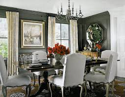 mirrors in dining room oval mirrors for elegant dining room with large dining table sets