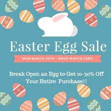 easter egg sale mishel vandenbush of the world imports boise jewelry and