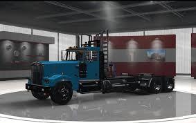 kenworth truck service kenworth w900a truck american truck simulator mod ats mod