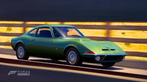 opel kadett 1968 forza horizon 3 cars