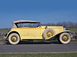 yellow rolls royce 1920 cars page 99