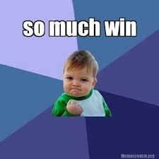 So Much Win Meme - meme creator so much win meme generator at memecreator org