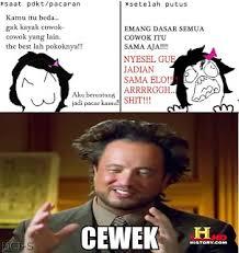 Meme Indo - meme comic indonesia hasil pilah pilih dari fp fb nya life of