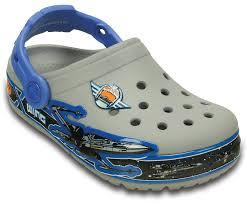 star wars crocs light up buy crocs crocslights starwarsxwing multi clog online